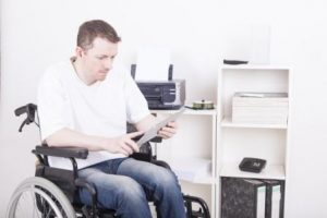 WheelChair phone web