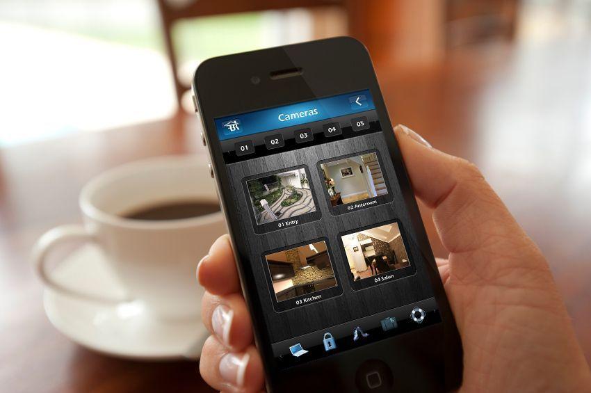 Fibaro remote video
